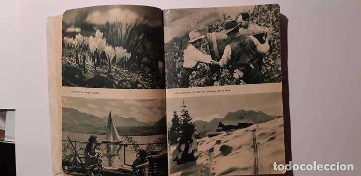 Libros: L´Album Suisse de vacances ...AÑOS 40. - Foto 2 - 148977170