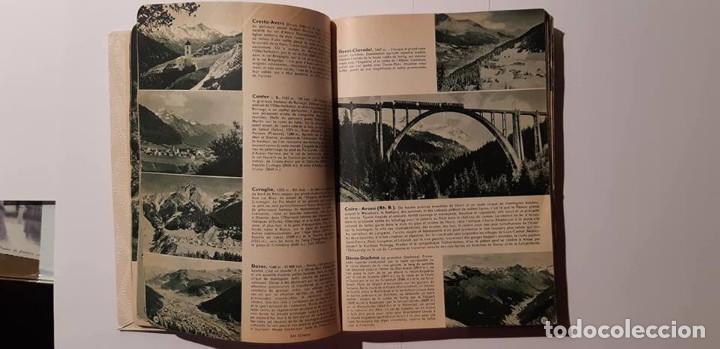 Libros: L´Album Suisse de vacances ...AÑOS 40. - Foto 3 - 148977170