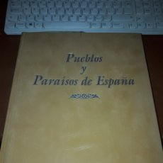 Libros: PUEBLOS Y PARAÍSOS DE ESPAÑA. GALICIA, ASTURIAS, CANTABRIA. DE GRAN VOLUMEN. NUEVO Y PRECINTADO.. Lote 149248370