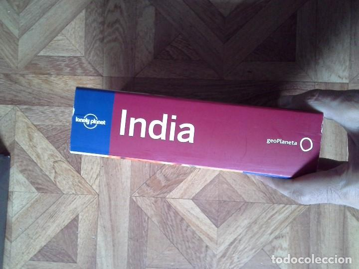 Libros: LONELY PLANET - INDIA - Foto 2 - 149929762