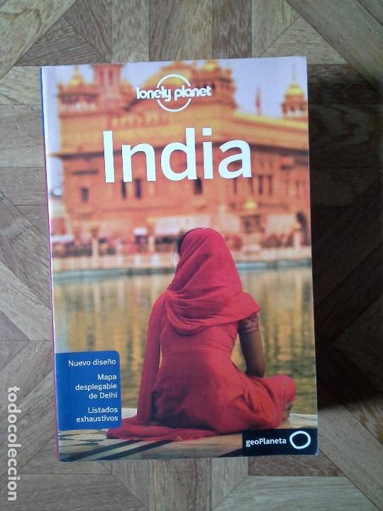 LONELY PLANET - INDIA (Libros Nuevos - Ocio - Guía de Viajes)