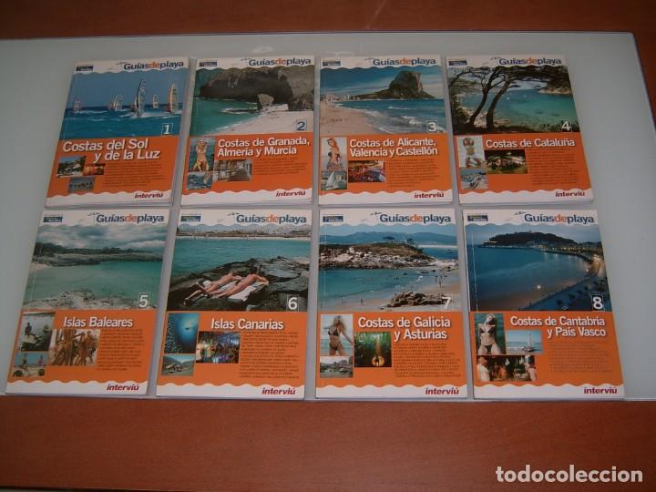 COLECCION GUIAS DE PLAYA (Libros Nuevos - Ocio - Guía de Viajes)