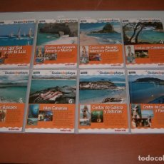 Libros: COLECCION GUIAS DE PLAYA. Lote 150248214