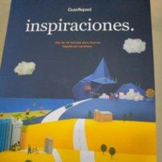 Libros: GUIA REPSOL INSPIRACIONES. Lote 150522882