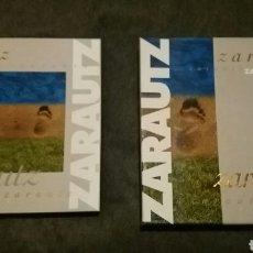 Libros: ZARAUTZ. VARIOS AUTORES ED. COMUNICACIÓN GRÁFICA OTZARRETA.. Lote 154430989