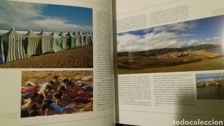 Libros: Zarautz. Varios autores Ed. Comunicación Gráfica Otzarreta. - Foto 5 - 154430989