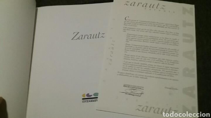 Libros: Zarautz. Varios autores Ed. Comunicación Gráfica Otzarreta. - Foto 4 - 154430989