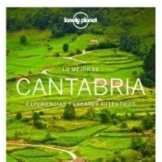 Libros: LO MEJOR DE CANTABRIA 1. Lote 159060765