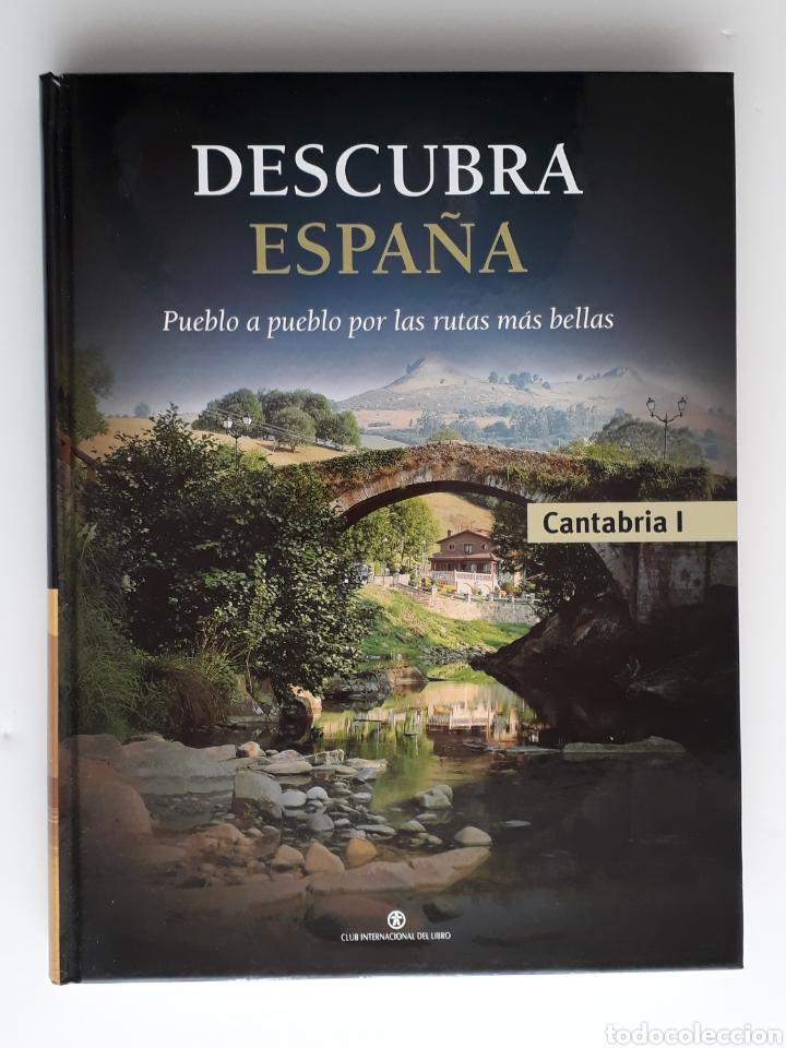 DESCUBRA ESPAÑA. CANTABRIA I (Libros Nuevos - Ocio - Guía de Viajes)