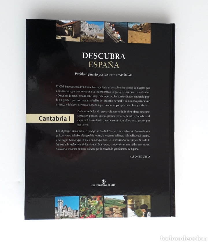 Libros: Descubra España. Cantabria I - Foto 2 - 160072004