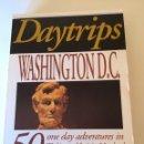 Libros: DAYTRIPS WASHINGTON. Lote 161553749