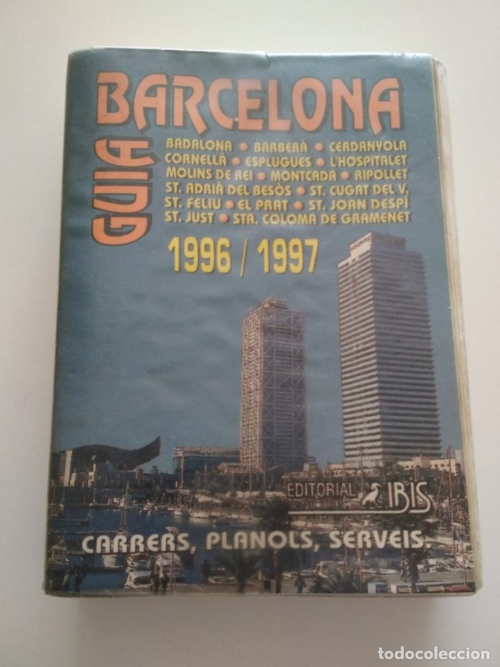 GUIA DE BARCELONA 1996-1997 (Libros Nuevos - Ocio - Guía de Viajes)