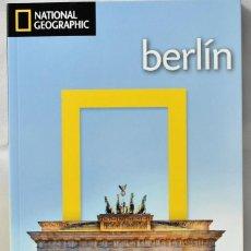 Livros: BERLÍN. GUÍA NATIONAL GEOGRAPHIC. Lote 168855708