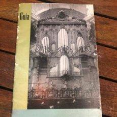 Libros: GUIA LA CATEDRAL DE CADIZ AÑO 1960. Lote 169269400