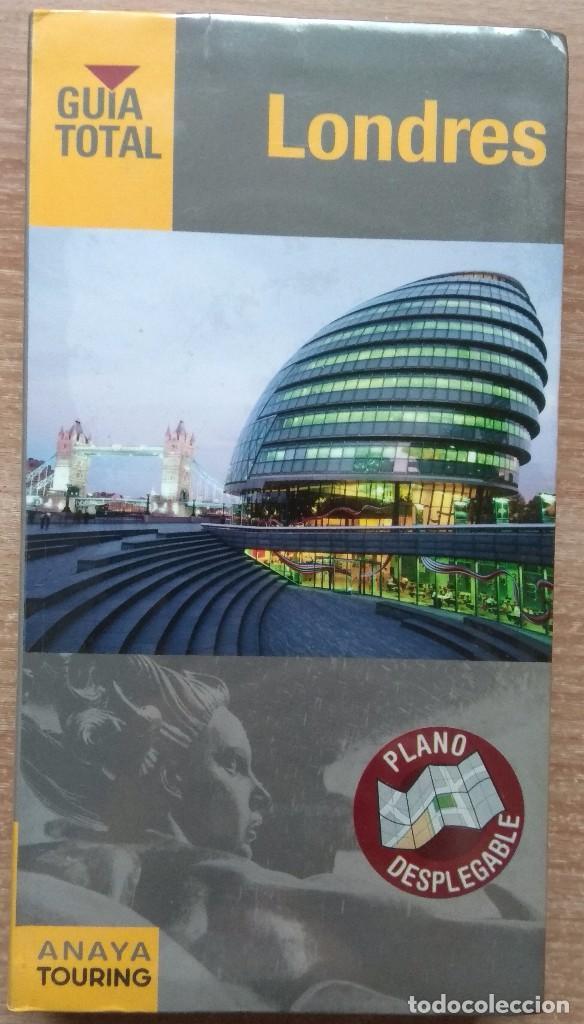 GUIA DE VIAJE LONDRES ANAYA TOURING (Libros Nuevos - Ocio - Guía de Viajes)