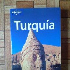 Libros: TURQUÍA - LONELY PLANET - NUEVO DE LIBRERÍA. Lote 171008838