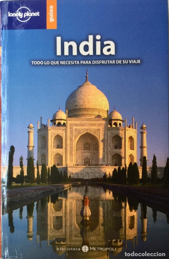 INDIA. GUÍA LONELY PLANET. NUEVO REF: AX252 (Libros Nuevos - Ocio - Guía de Viajes)