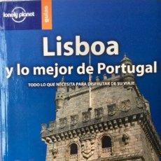 Libros: LISBOA. GUÍA LONELY PLANET. NUEVO REF: AX263. Lote 172786992