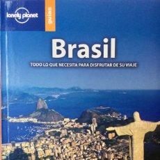 Libros: BRASIL. GUÍA LONELY PLANET. NUEVO REF: AX 264. Lote 172787428
