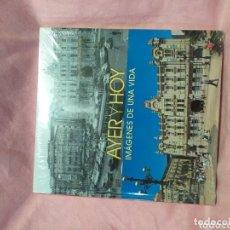 Libros: AYER Y HOY IMÁGENES DE UNA VIDA BERNARDO RIEGO AMÉZAGA BANCO SANTANDER. Lote 172858144