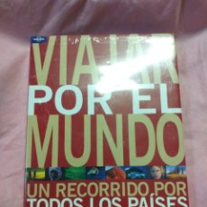 Libros: VIAJA POR EL MUNDO UN RECORRIDO POR TODOS LOS PAÍSES DE LA A A LA Z . BANCO VALENCIA. Lote 172858409