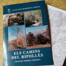 Libros: ELS CAMINS DEL RIPOLLÈS. Lote 173141483