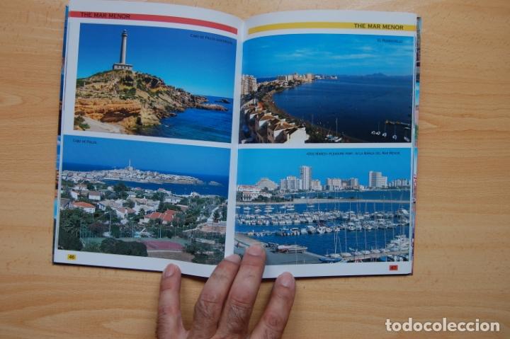 Libros: Guía turística de Murcia en inglés. - Foto 2 - 173196228