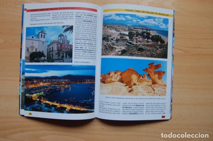 Libros: Guía turística de Murcia en inglés. - Foto 3 - 173196228