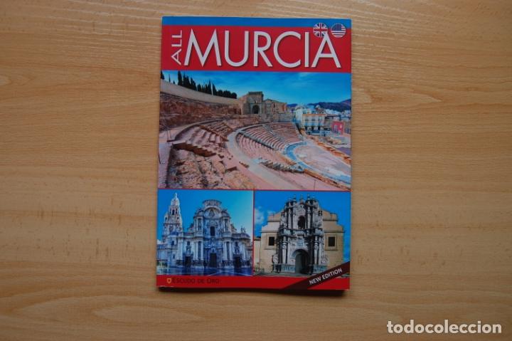 GUÍA TURÍSTICA DE MURCIA EN INGLÉS. (Libros Nuevos - Ocio - Guía de Viajes)