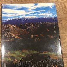 Libros: ASTURIAS ESA DESCONOCIDA - ASTURIAS PARA SOÑAR - NUEVO PRECINTADO. Lote 178027064