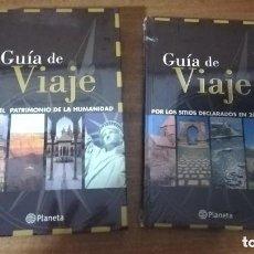 Libros: GUIAS DE VIAJE , EDITORIAL PLANETA, NUEVAS PRECINTADAS. Lote 183323723