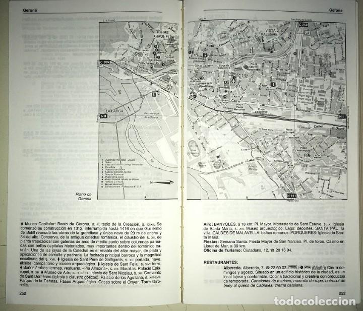 Libros: 2 Guias: Guia Camping 97 España Portugal Europa -- Guia del Viajero Plaza y Janes España 1993 - Foto 3 - 183661462