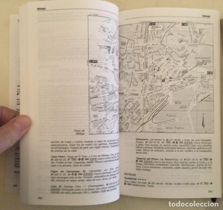 Libros: 2 Guias: Guia Camping 97 España Portugal Europa -- Guia del Viajero Plaza y Janes España 1993 - Foto 4 - 183661462