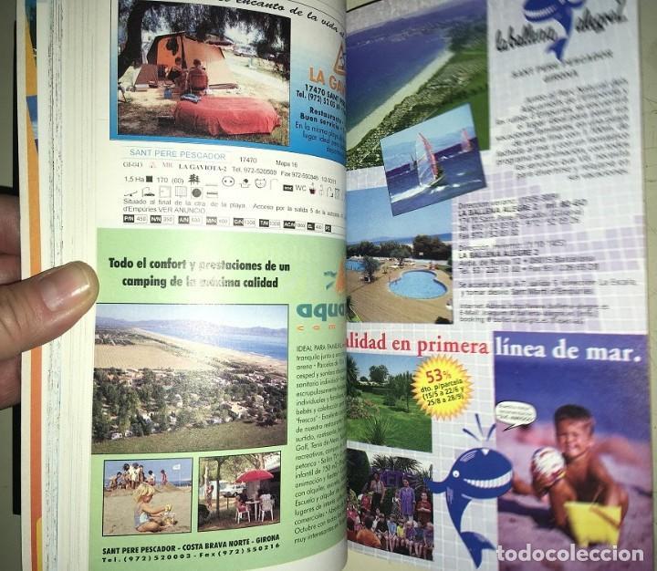 Libros: 2 Guias: Guia Camping 97 España Portugal Europa -- Guia del Viajero Plaza y Janes España 1993 - Foto 7 - 183661462