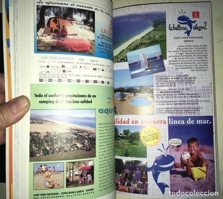 Libros: 2 Guias: Guia Camping 97 España Portugal Europa -- Guia del Viajero Plaza y Janes España 1993 - Foto 8 - 183661462