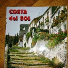 Libros: LIBRO TURÍSTICO COSTA DEL SOL. 1983. PRIMERA EDICIÓN. NUEVO. Lote 230525760