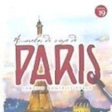Libros: ACUARELAS DE VIAJE DE PARIS. Lote 183916328
