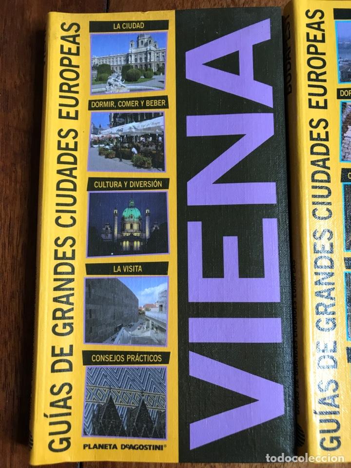 Libros: Guías grandes ciudades europeas Planeta Agostini 2003 - Foto 2 - 184251535