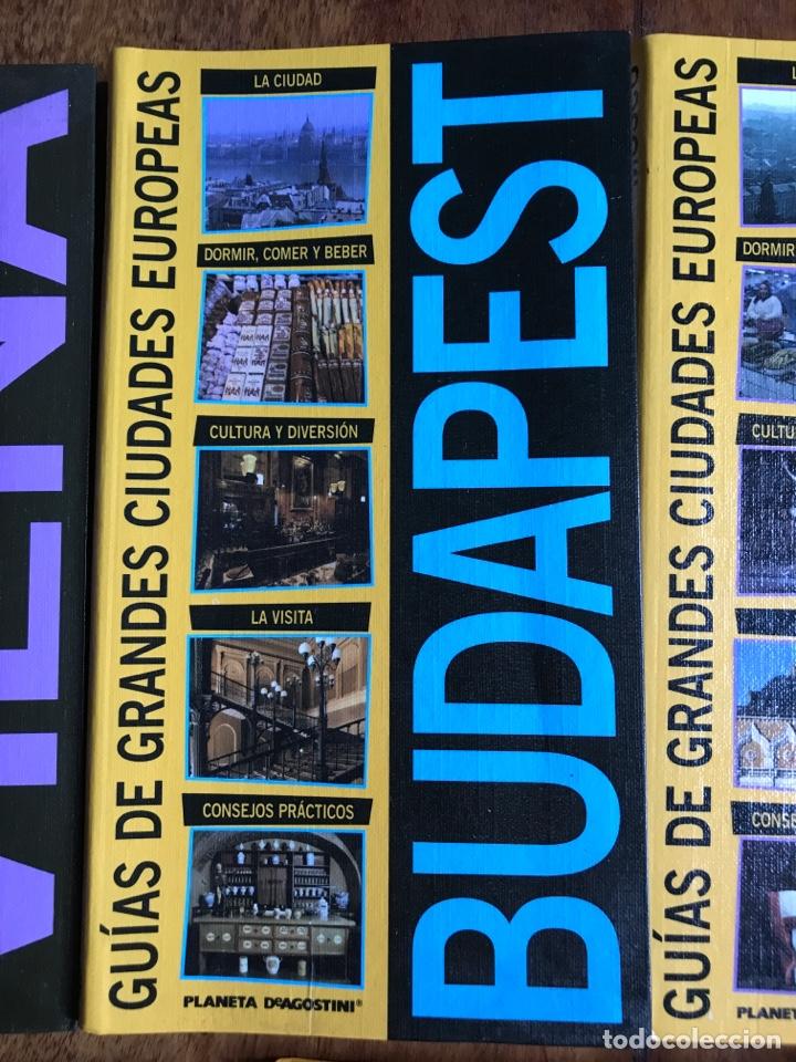 Libros: Guías grandes ciudades europeas Planeta Agostini 2003 - Foto 3 - 184251535