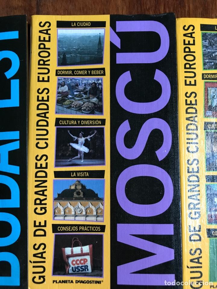 Libros: Guías grandes ciudades europeas Planeta Agostini 2003 - Foto 4 - 184251535