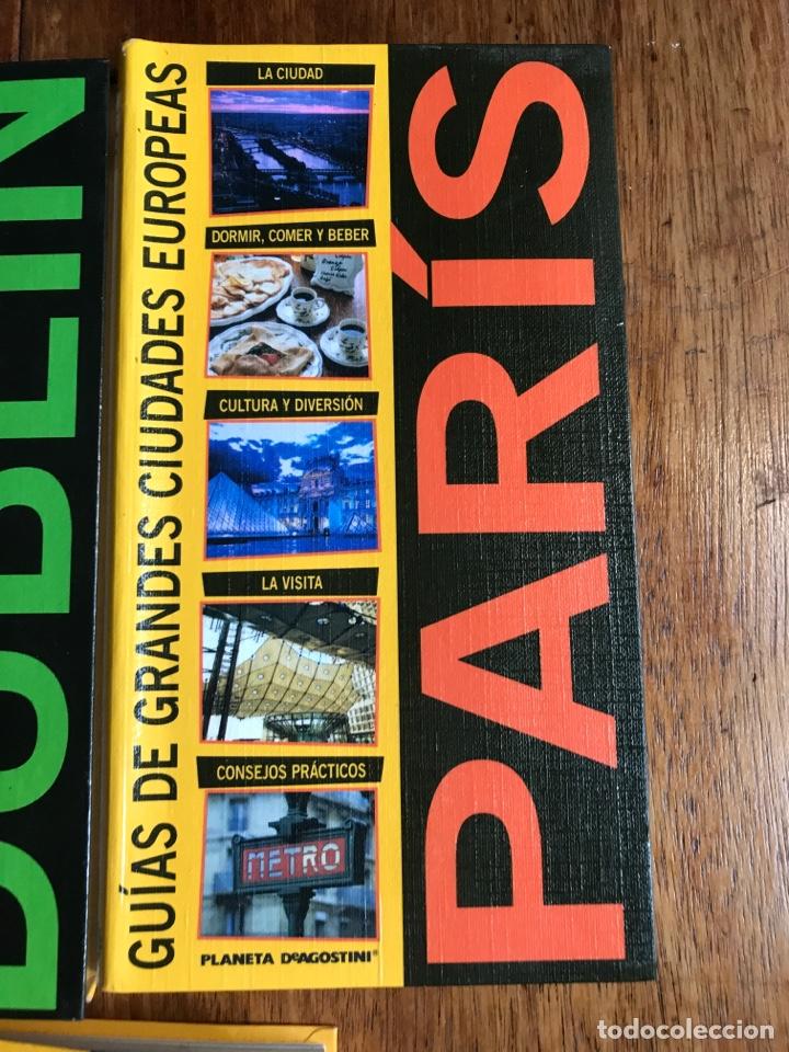 Libros: Guías grandes ciudades europeas Planeta Agostini 2003 - Foto 6 - 184251535