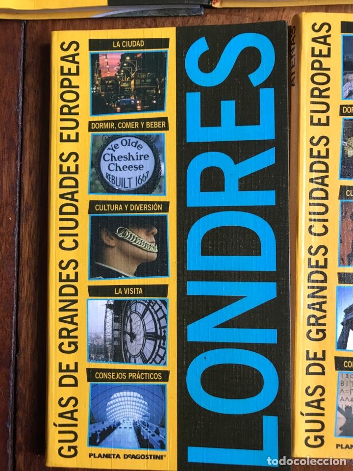 Libros: Guías grandes ciudades europeas Planeta Agostini 2003 - Foto 7 - 184251535