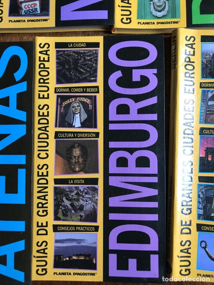 Libros: Guías grandes ciudades europeas Planeta Agostini 2003 - Foto 9 - 184251535