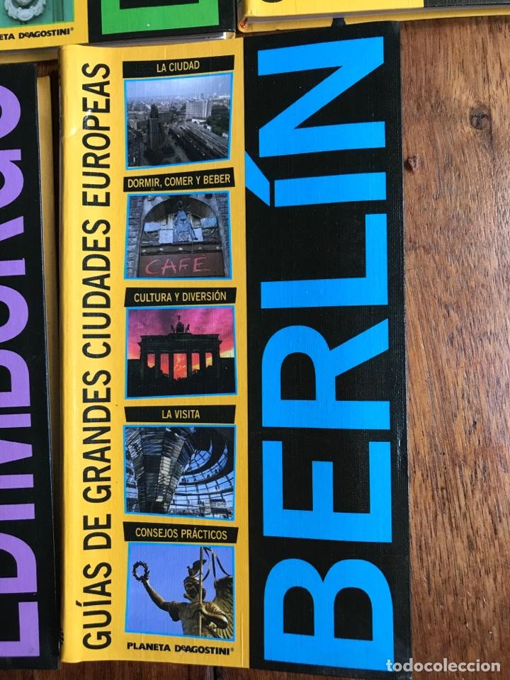 Libros: Guías grandes ciudades europeas Planeta Agostini 2003 - Foto 10 - 184251535