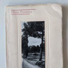 Libros: RARISIMA GUIA TURISTICA 1953 VILLAGARCIA DE AROSA - AROUSA - BENDAÑA. Lote 185989607