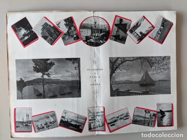 Libros: RARISIMA GUIA TURISTICA 1953 VILLAGARCIA DE AROSA - AROUSA - BENDAÑA - Foto 2 - 185989607
