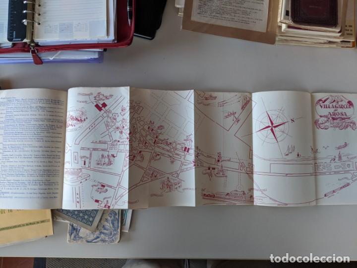 Libros: RARISIMA GUIA TURISTICA 1953 VILLAGARCIA DE AROSA - AROUSA - BENDAÑA - Foto 4 - 185989607