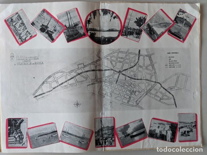 Libros: RARISIMA GUIA TURISTICA 1953 VILLAGARCIA DE AROSA - AROUSA - BENDAÑA - Foto 7 - 185989607