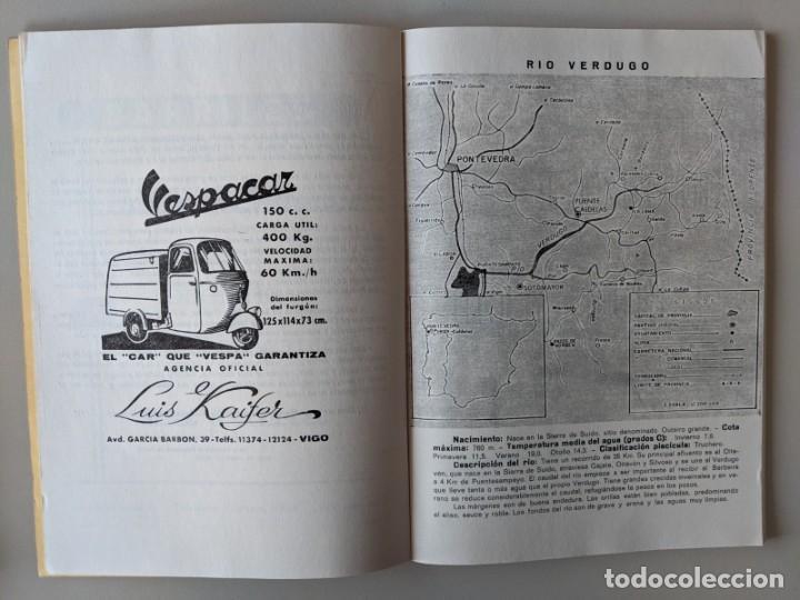 Libros: AÑO 1967 CONCURSO PESCA RIO VERDUGO - FIESTA DE LA TRUCHA - PONTECALDELAS - GALICIA - Foto 3 - 185990202