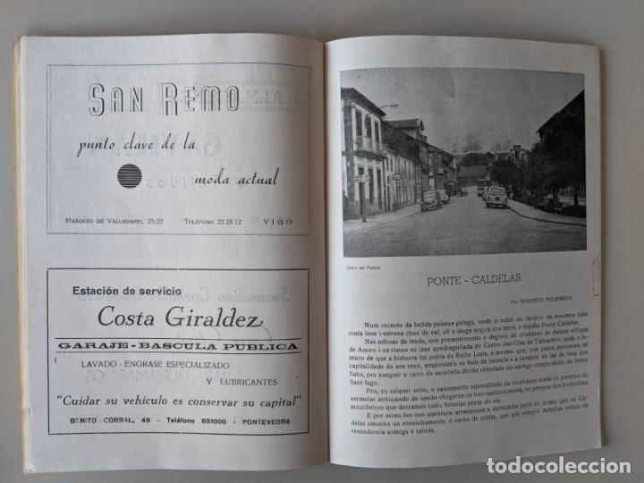 Libros: AÑO 1967 CONCURSO PESCA RIO VERDUGO - FIESTA DE LA TRUCHA - PONTECALDELAS - GALICIA - Foto 4 - 185990202